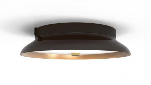 Living Lightly ceiling leather brown